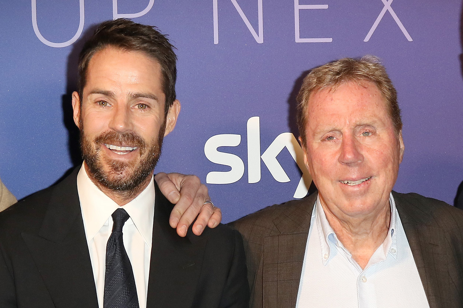Harry Redknapp jokes about son Jamie's divorce with Strictly 'curse' comment