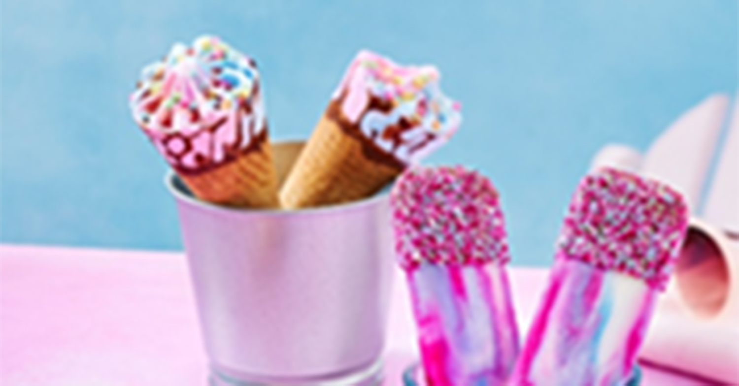 Sainsbury's launches unicorn themed lollies and cones ahead of bank holiday weekend