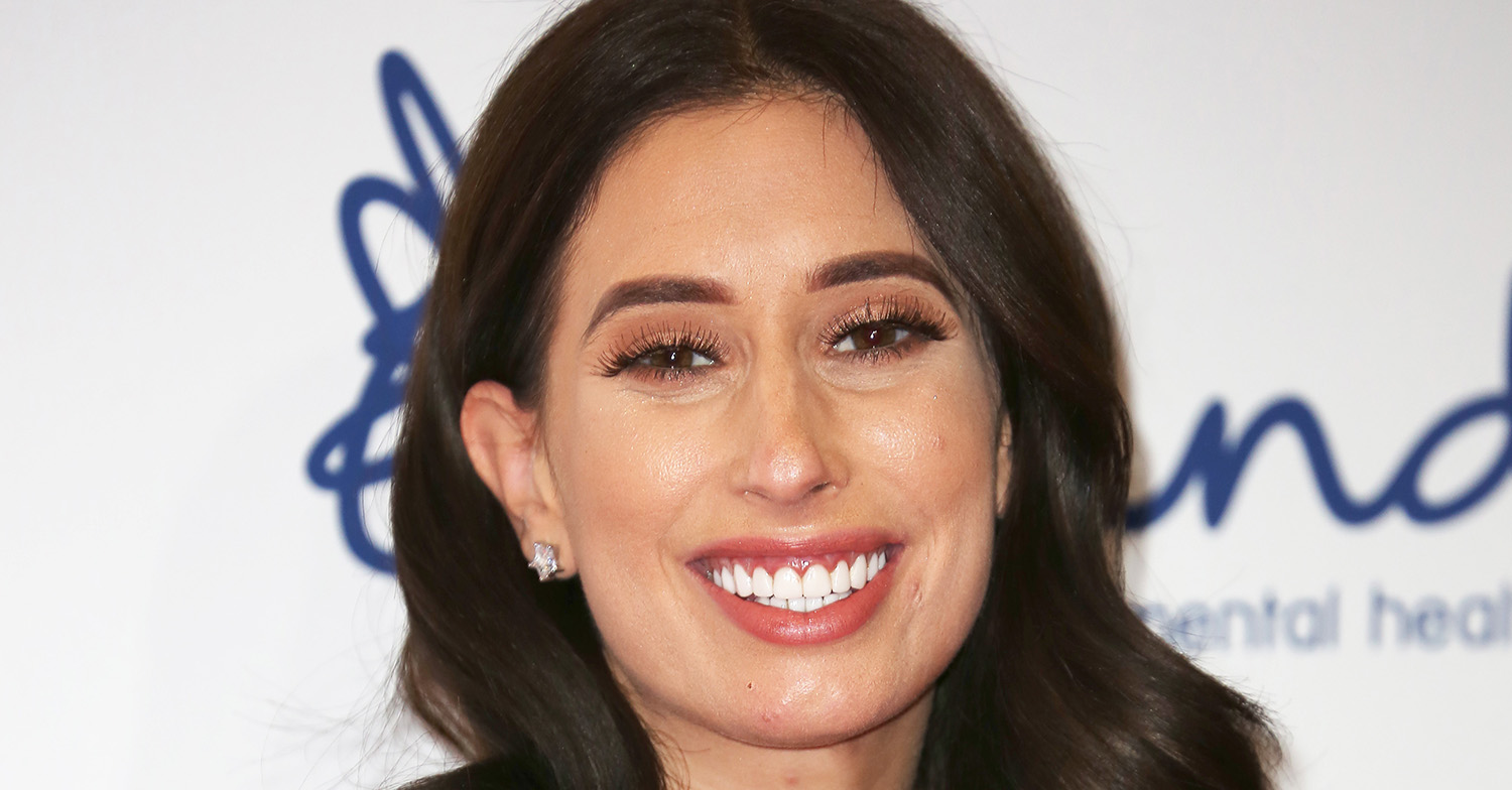 Stacey Solomon shares plans for epic first birthday for son Rex