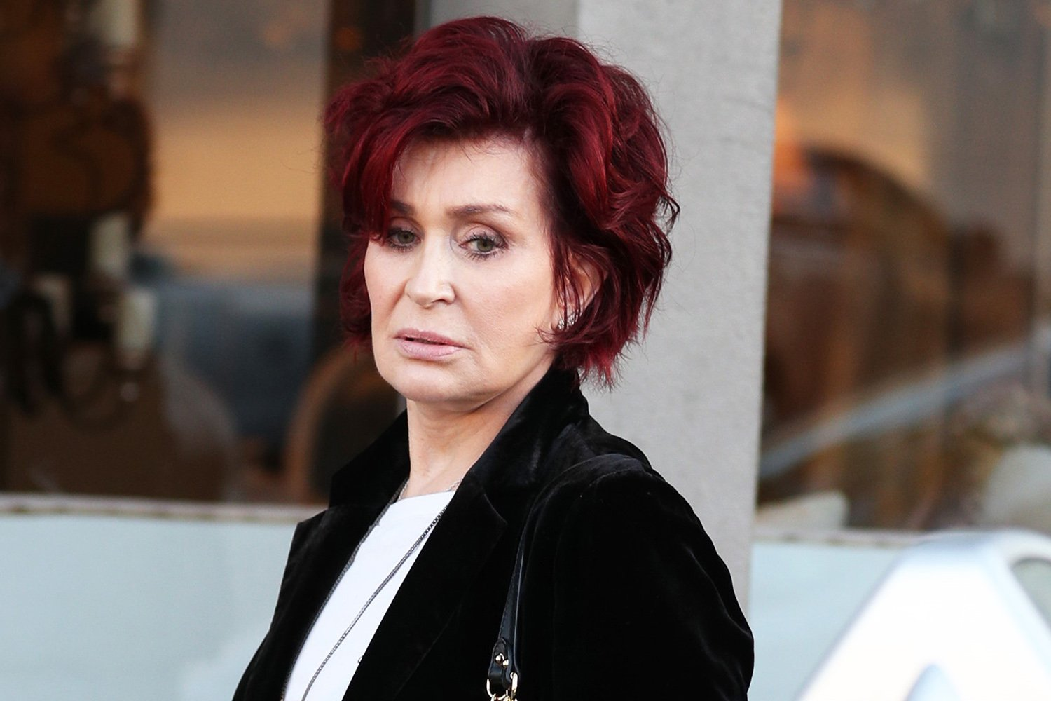 Sharon Osbourne says estranged brother 'fat-shamed' her and they haven't spoken in 13 years