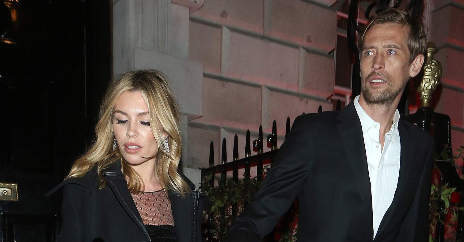 Abbey Clancy and Peter Crouch admit they 'hated' each other when she was pregnant
