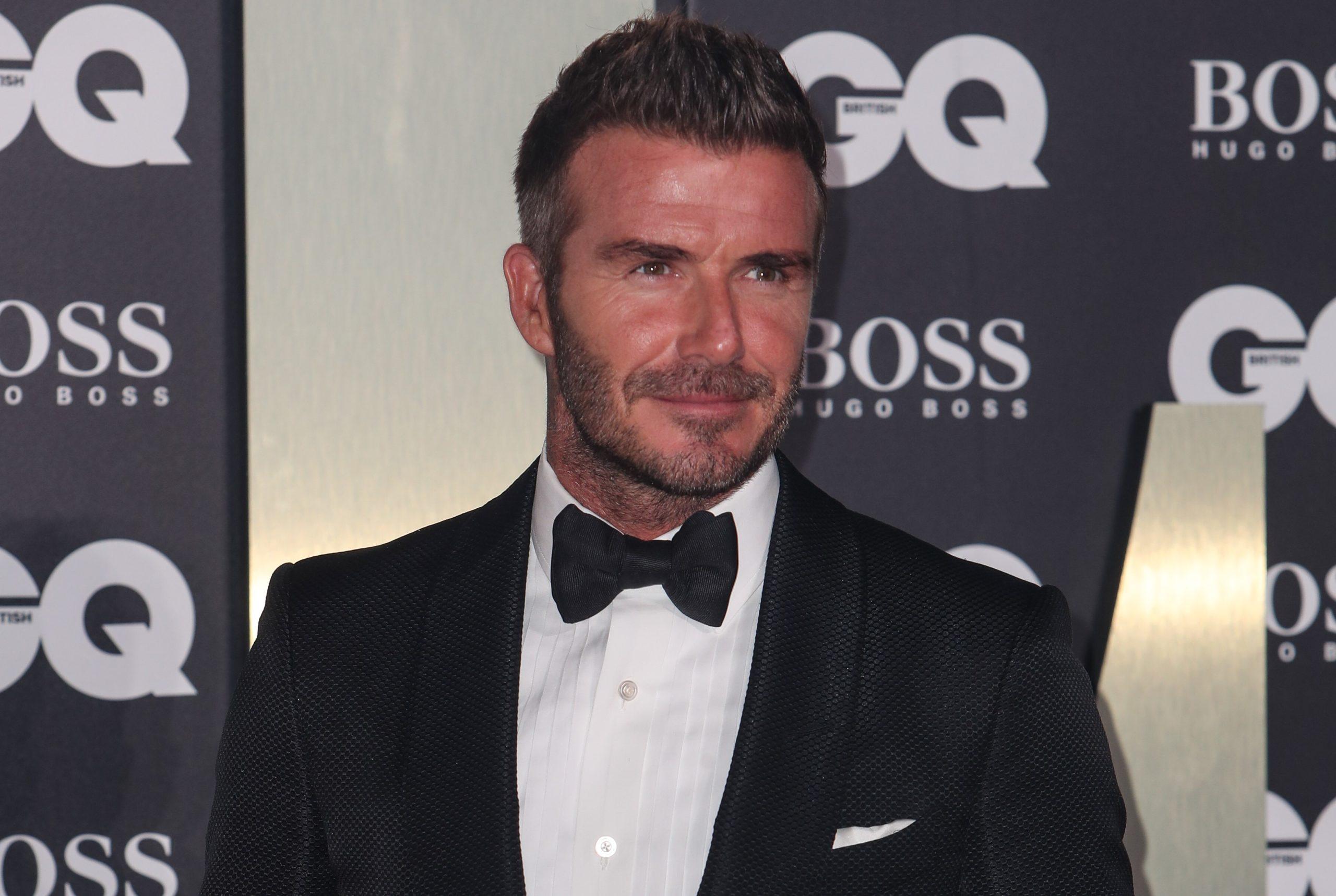 David Beckham 'buying tubs of Big Mac Special Sauce on eBay'
