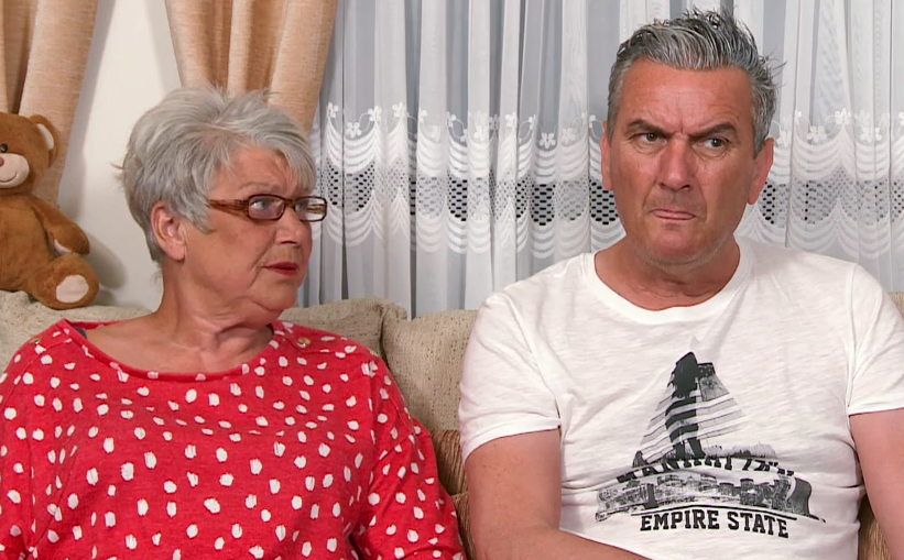 Gogglebox viewers shocked over Lee and Jenny's caravan revelation