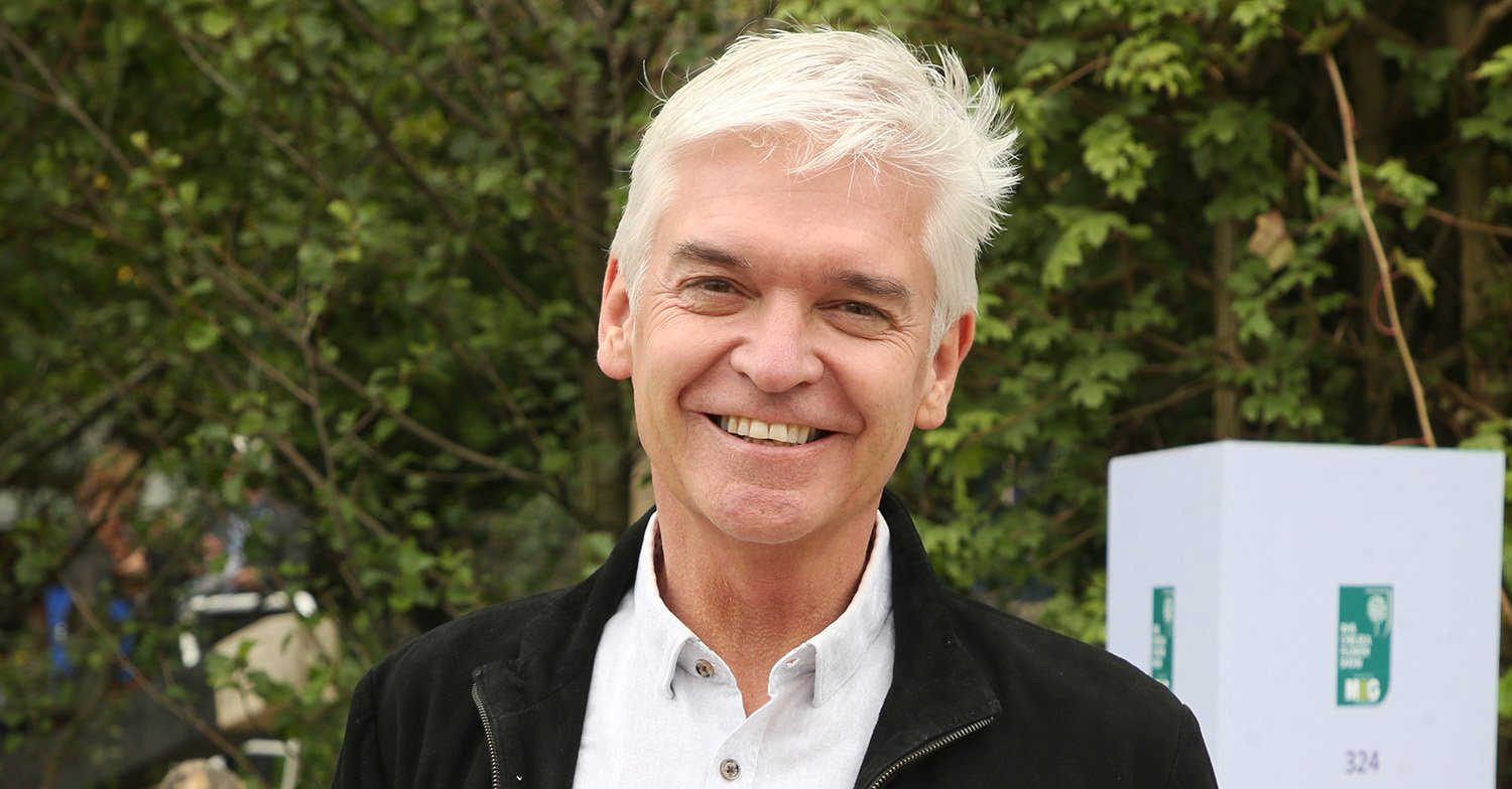 Phillip Schofield says 'talking saved' him after coming out as gay at 58