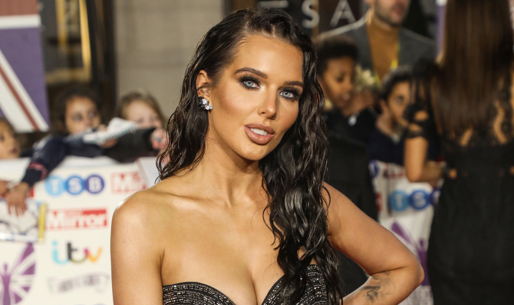 Corrie's Helen Flanagan reveals mental health battle as she encourages fans to open up