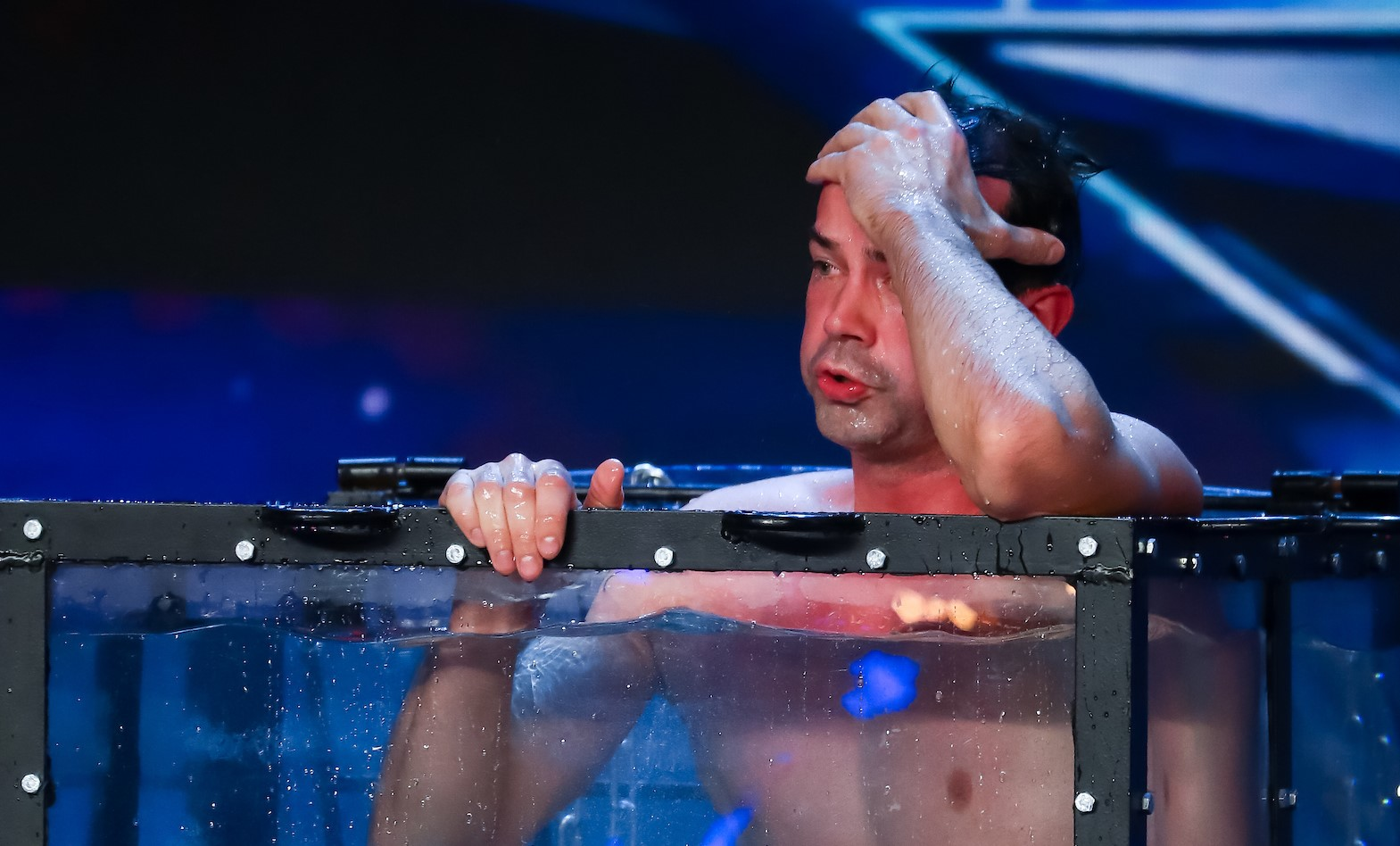 Britain's Got Talent fans insist 'this is not entertainment' as man nearly drowns during live act