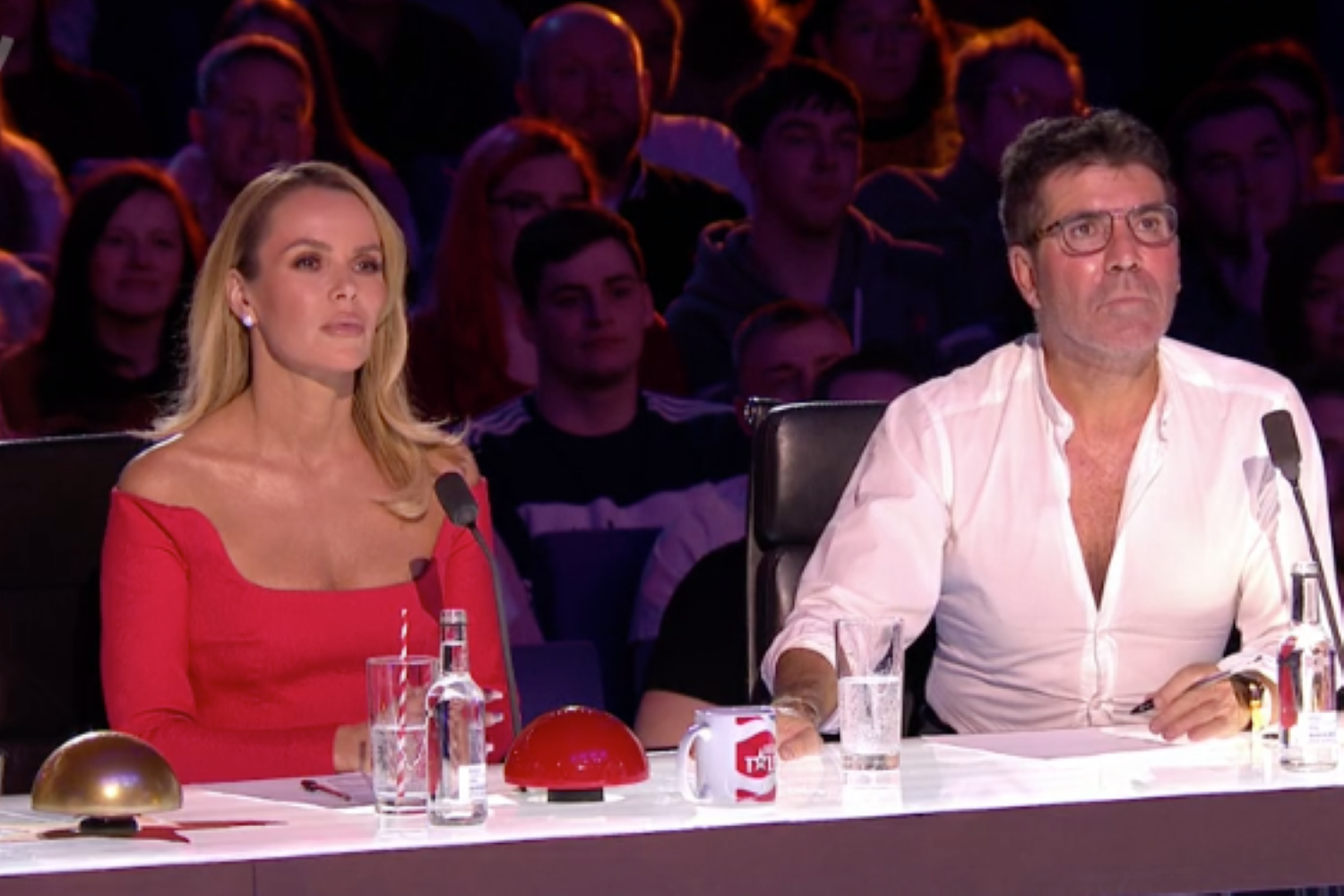Britain's Got Talent viewers hit out at 'do not try this at home' warning