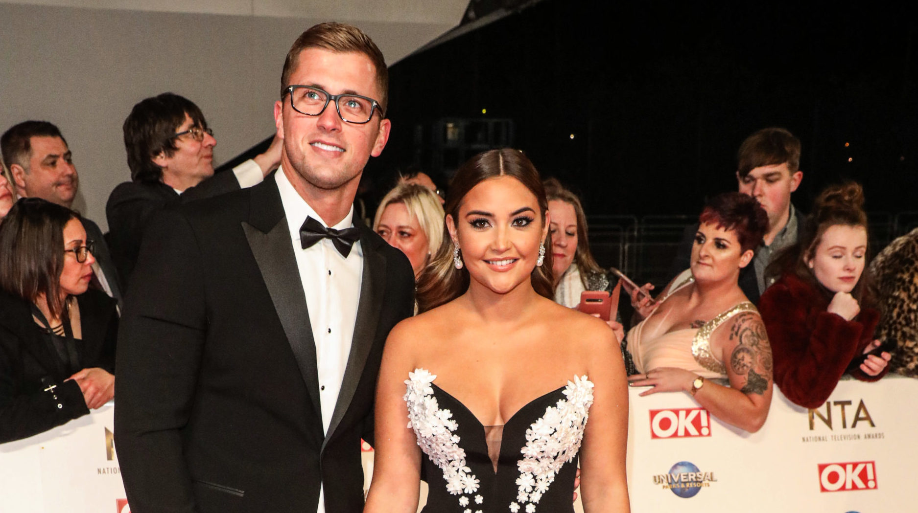 Jacqueline Jossa and Dan Osborne 'working together not against each other' during break