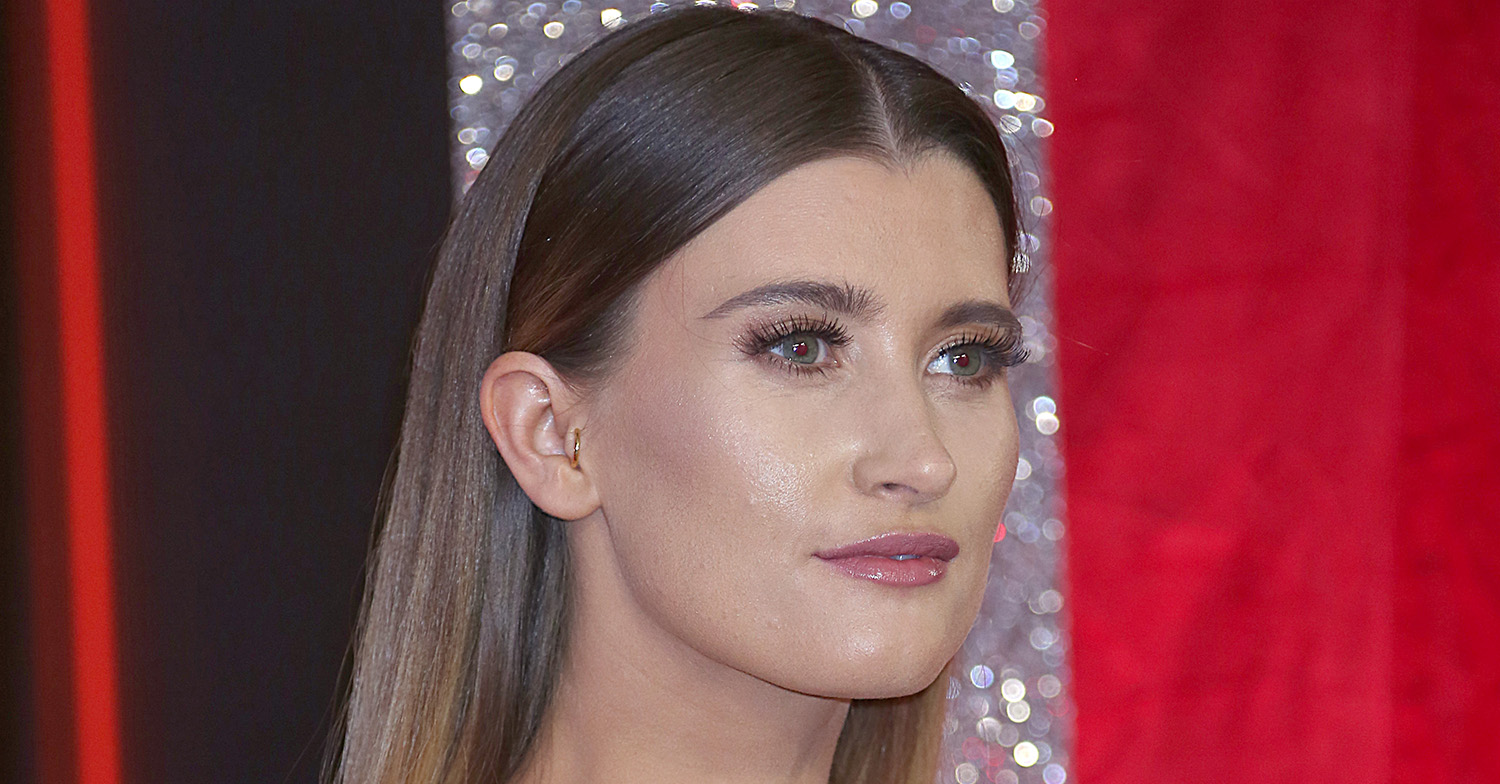 Emmerdale's Charley Webb opens up on postnatal depression as she shares first family pic with son Ace