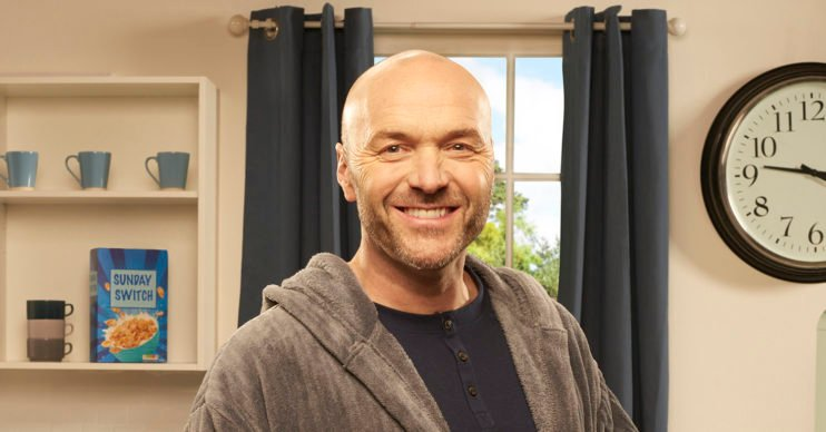Simon Rimmer Sunday Brunch