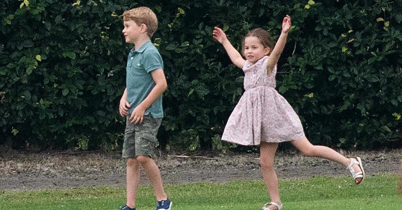 prince george princess charlotte