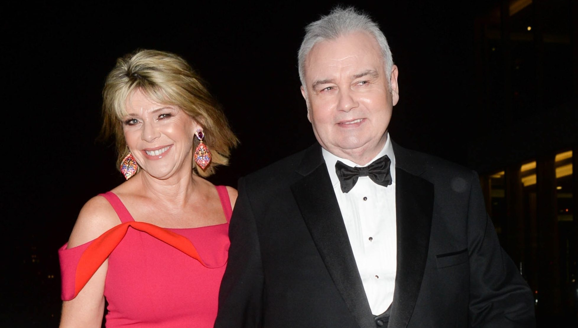 Eamonn Holmes shares snap of all four of his children