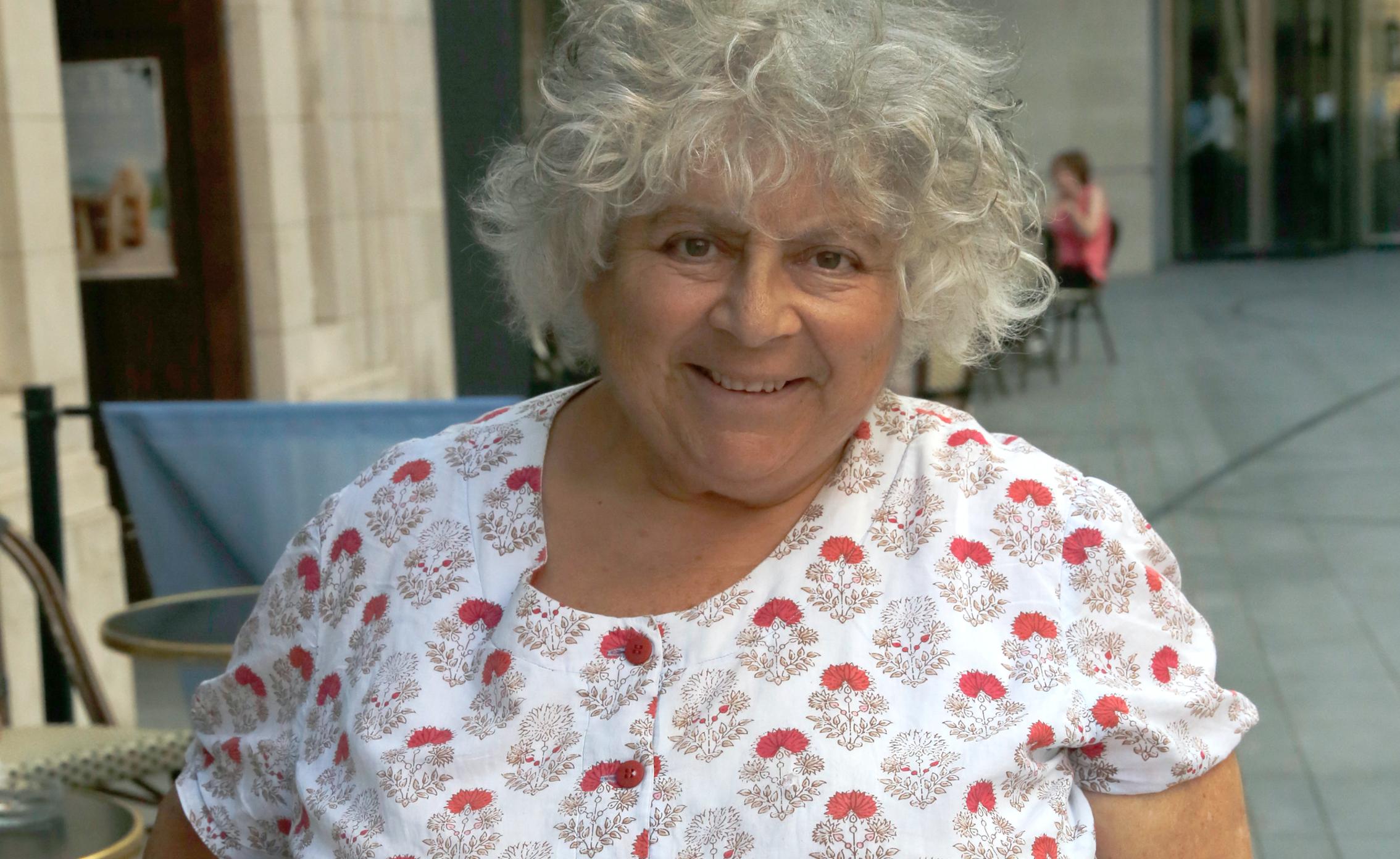 Miriam Margolyes clarifies controversial remarks about 'greedy' Australians