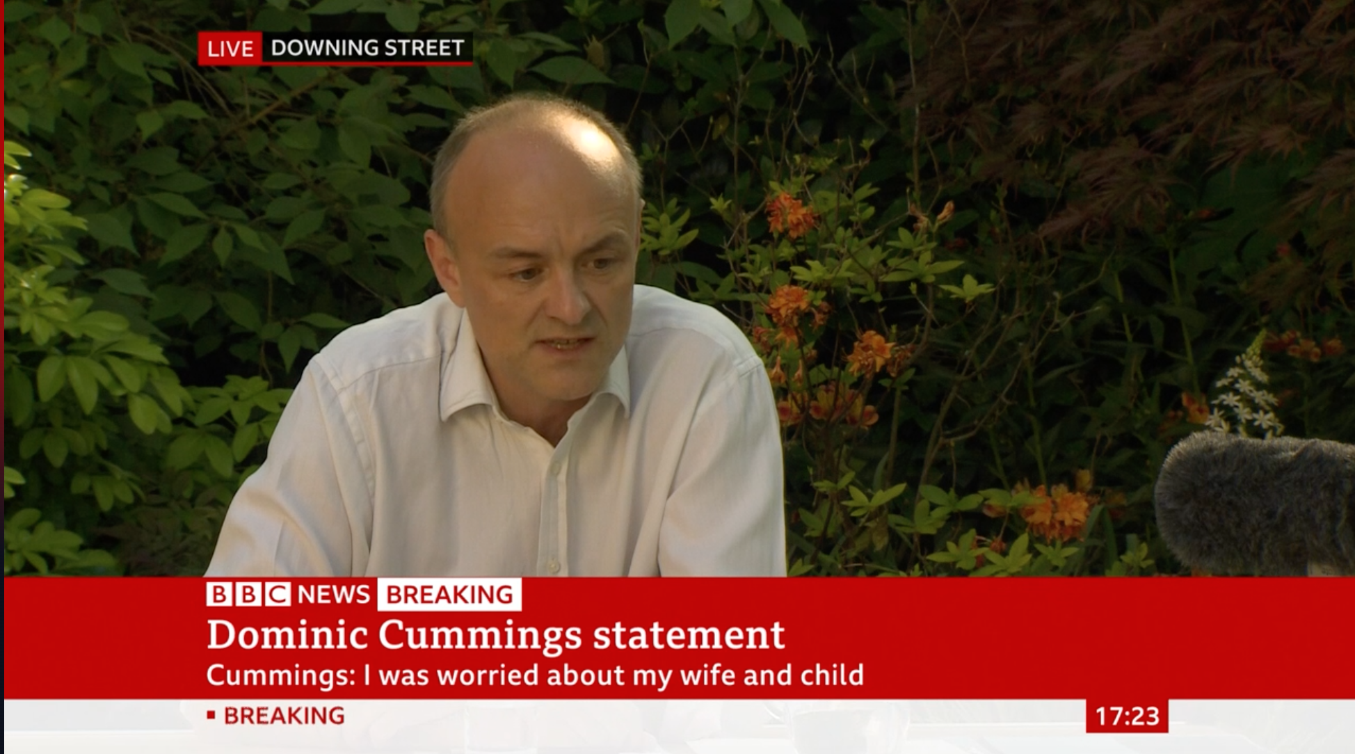 Dominic Cummings fails to apologise and has no regrets over flouting lockdown rules