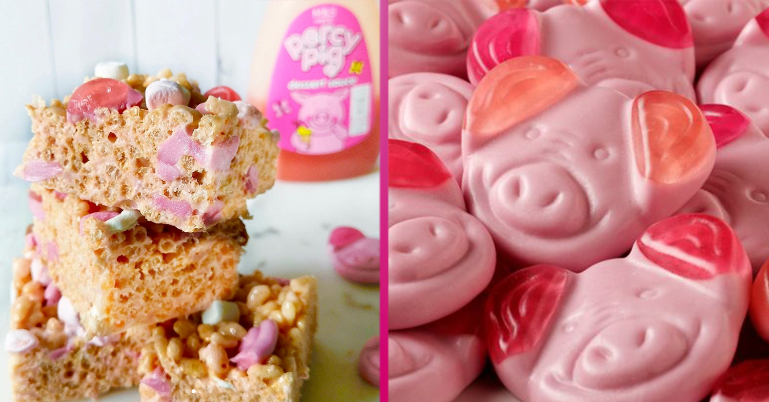 M&S fans drooling as store unveils its 'amazing' new Percy Pig Crispy Bars