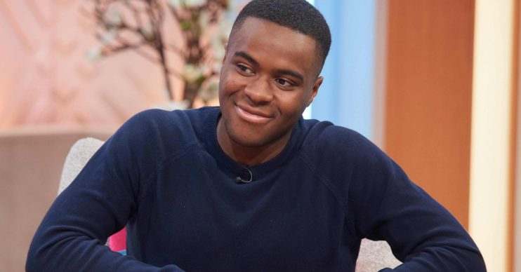Who is Liam Charles dating? (Credit: ITV)