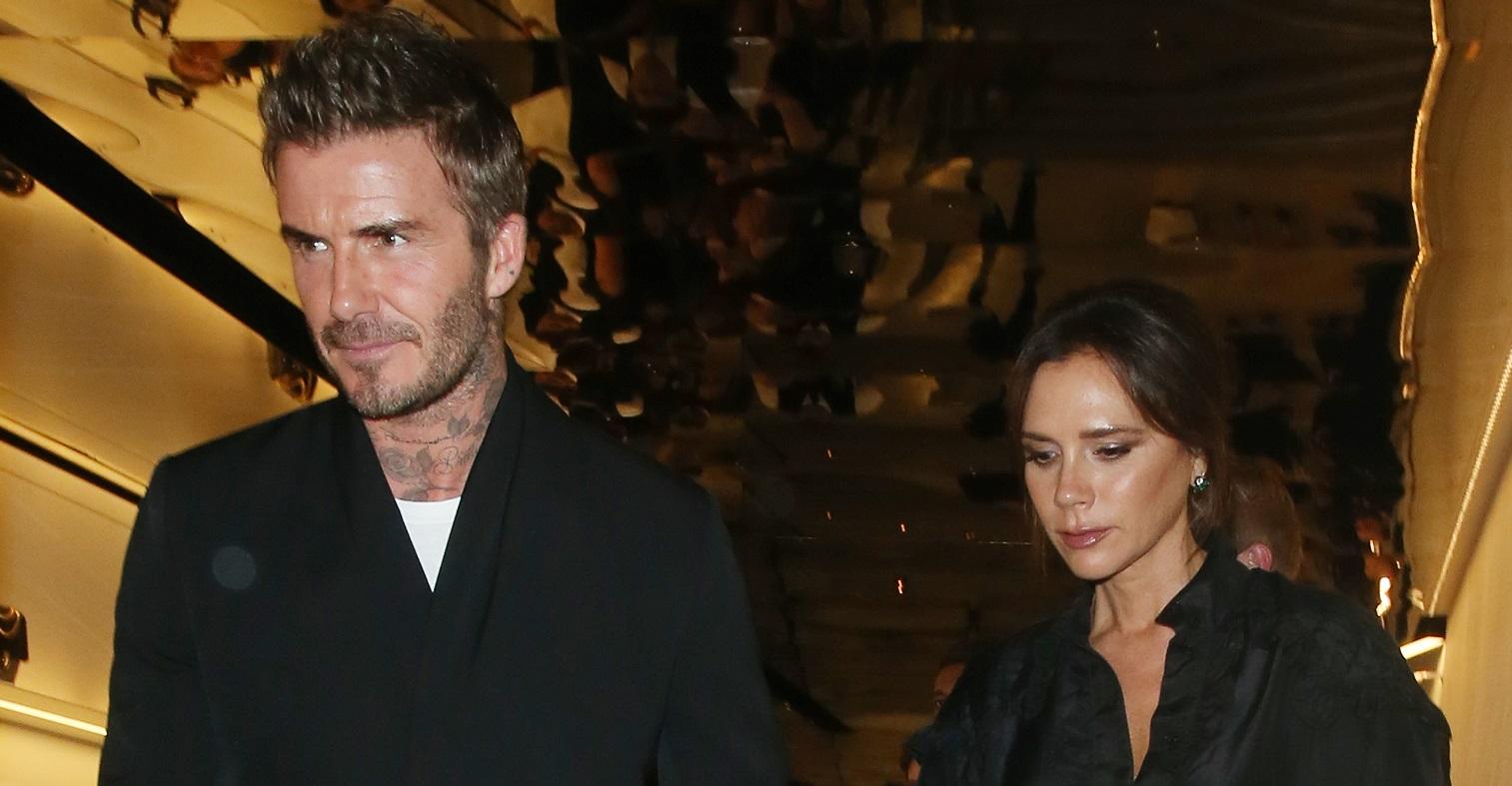 David Beckham brutally mocks Victoria as their son Cruz shares rare photo of her smiling