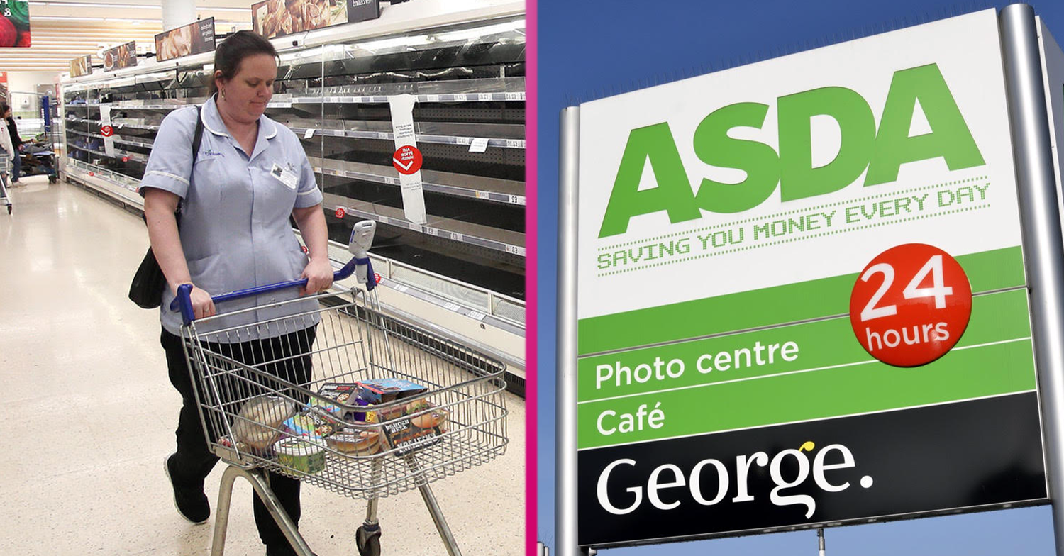 Asda issues denial following complaint store stopped letting NHS staff in first outside of designated hours
