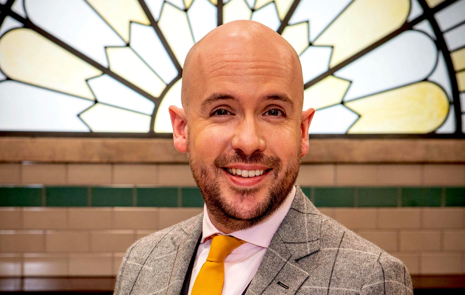 Who is Tom Allen? Bake Off: The Professionals host's little known Doctor Who role revealed