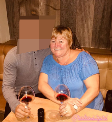 Alan Halsall and his mum - quiz