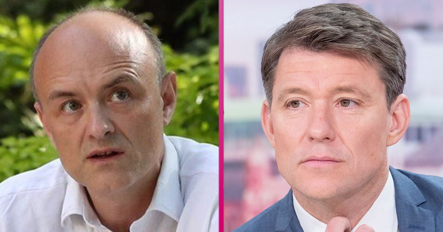 'Fed up' GMB viewers DEFEND Dominic Cummings and report show to Ofcom