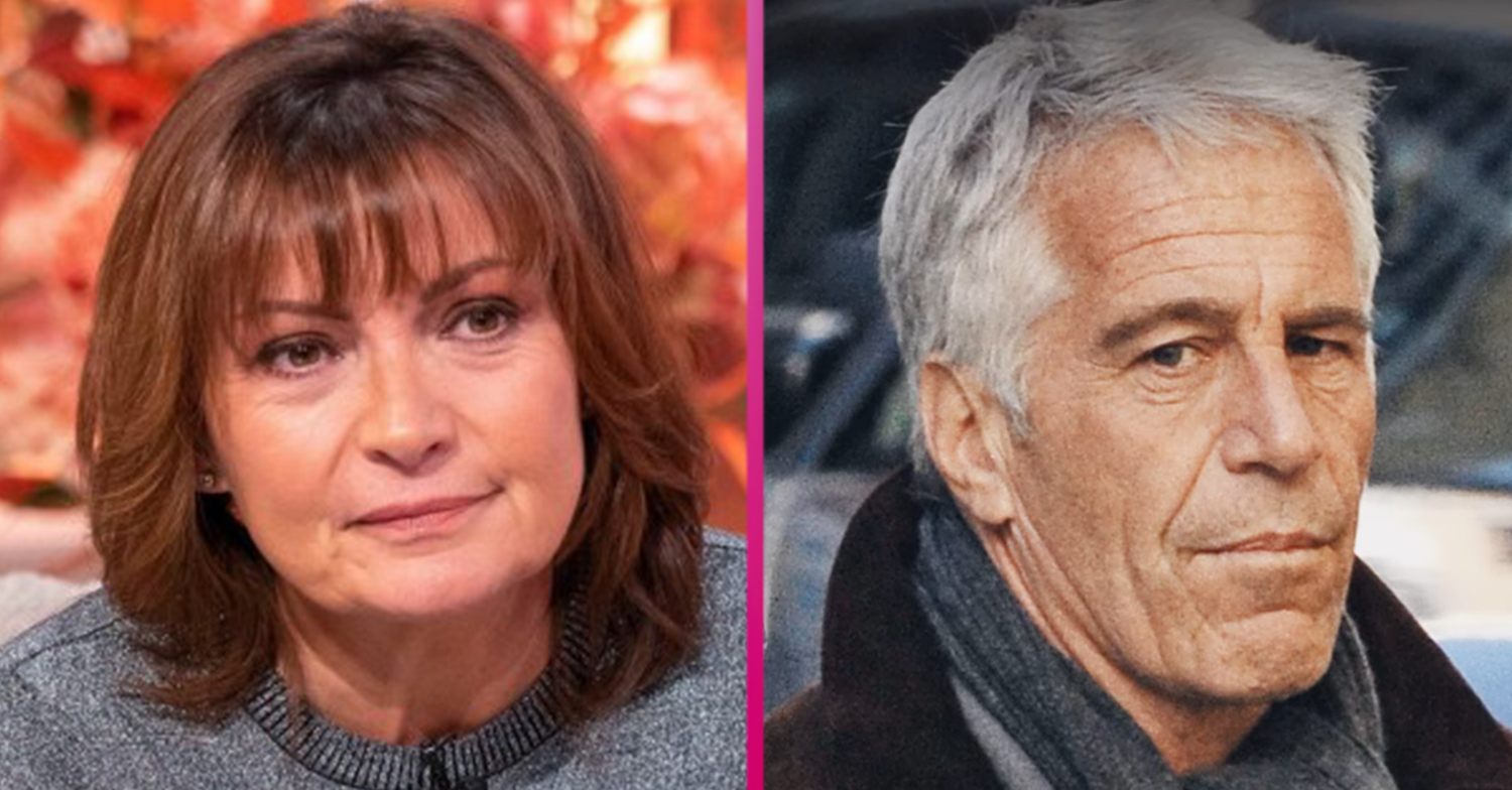 Preview of Jeffrey Epstein Netflix documentary horrifies Lorraine Kelly on Good Morning Britain