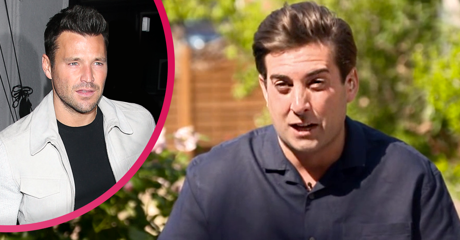 Mark Wright hailed a hero as James Argent reveals he rescued him from deadly cocaine addiction