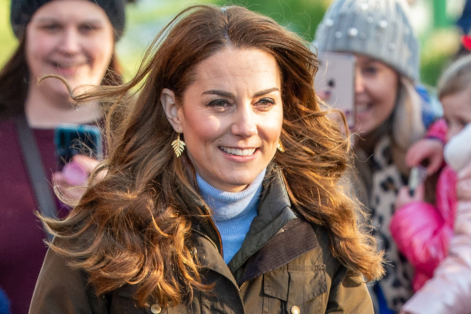 Kensington Palace hits back at claims Kate's 'exhausted and trapped by workload'
