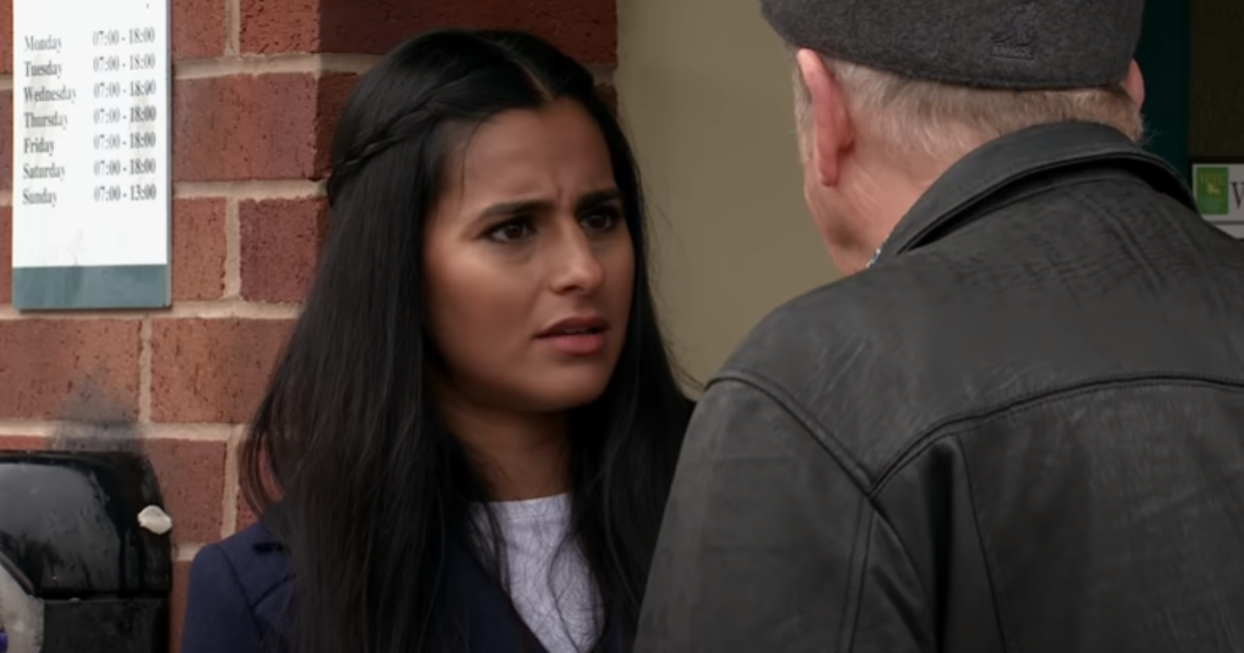 Coronation Street SPOILERS: Geoff to kill Alya as she tries to expose him?