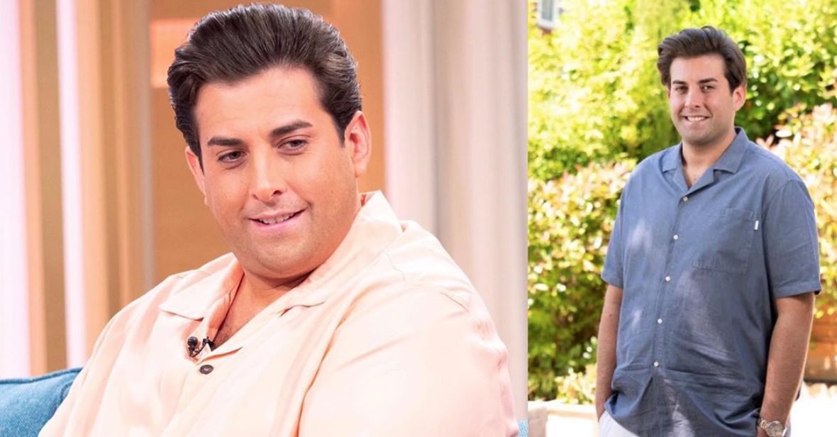 James Argent reveals the diet and fitness secrets behind his incredible five stone weight loss