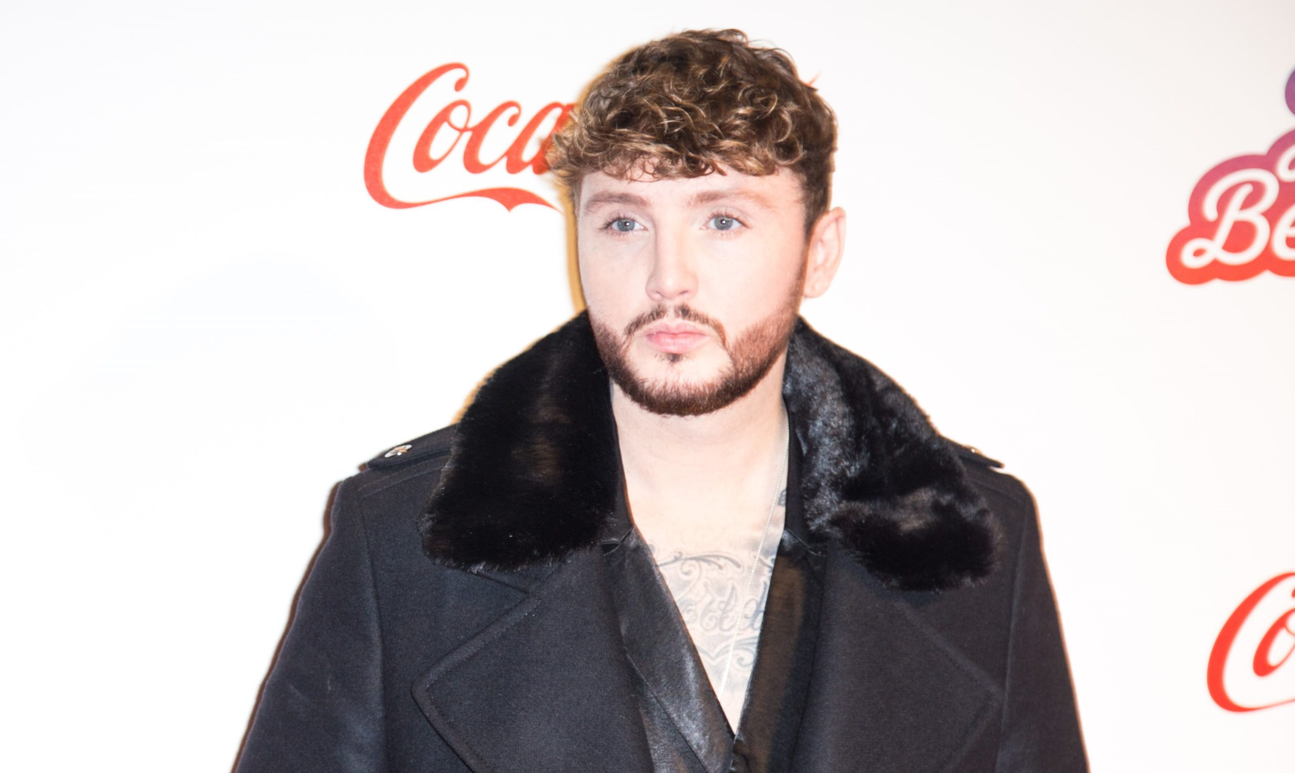 James Arthur 'balloons' to 17 stone after lockdown bingeing