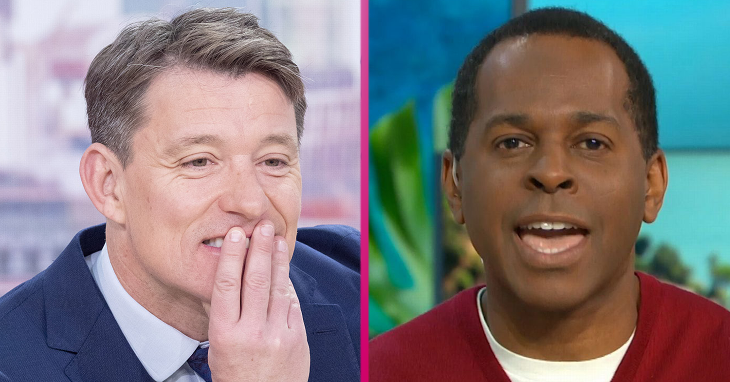 Andi Peters explains Blue Peter drama as Ben Shephard teases him for not getting the job