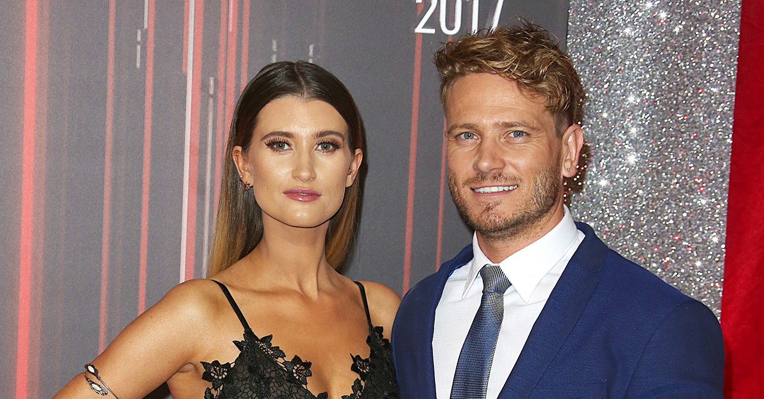 Charley Webb and Matthew Wolfenden delight fans with hilarious Kardashian impressions