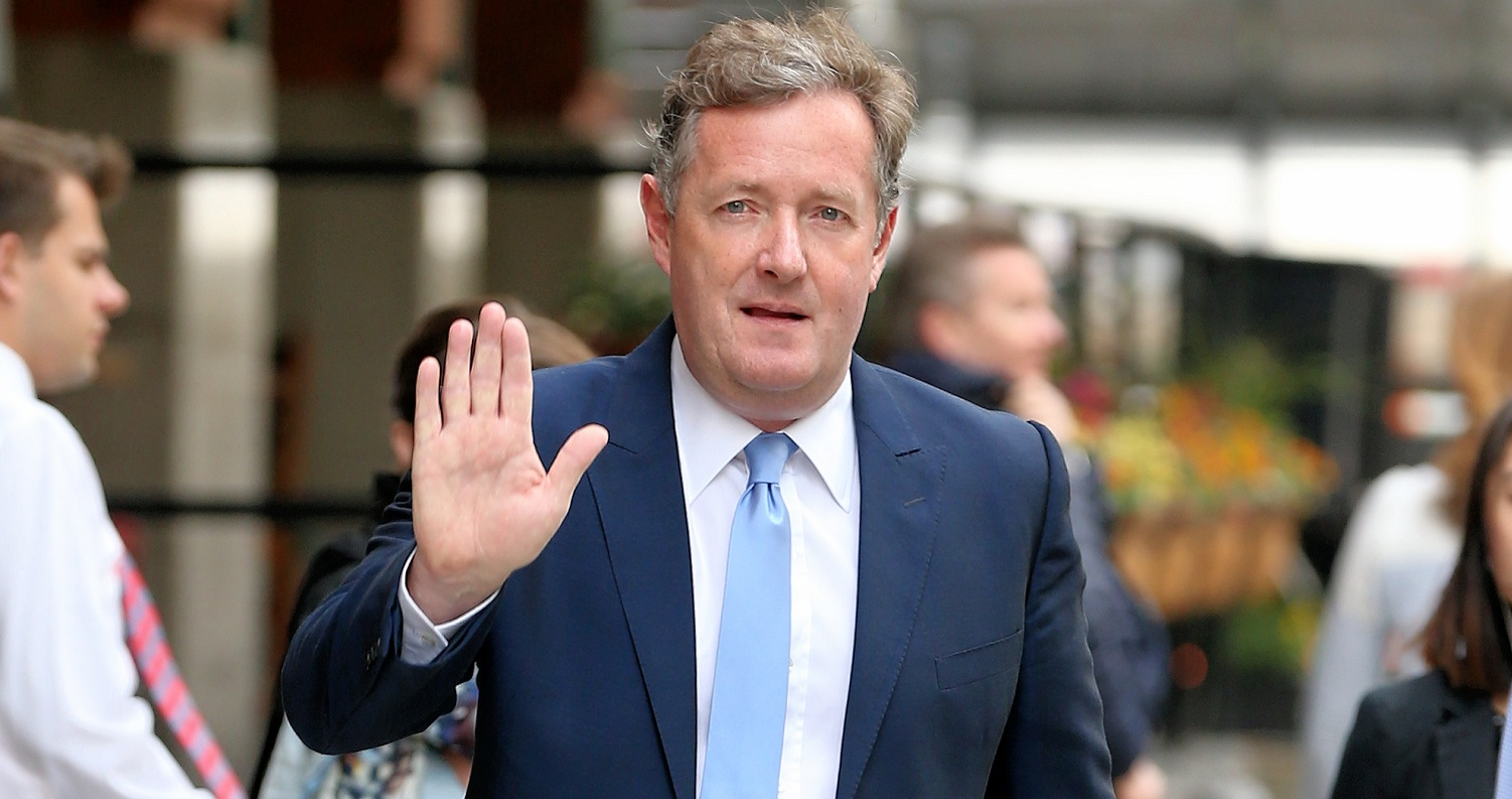 Piers Morgan gobsmacked as his son Spencer reveals he 'welled up' watching singer Celine Dion