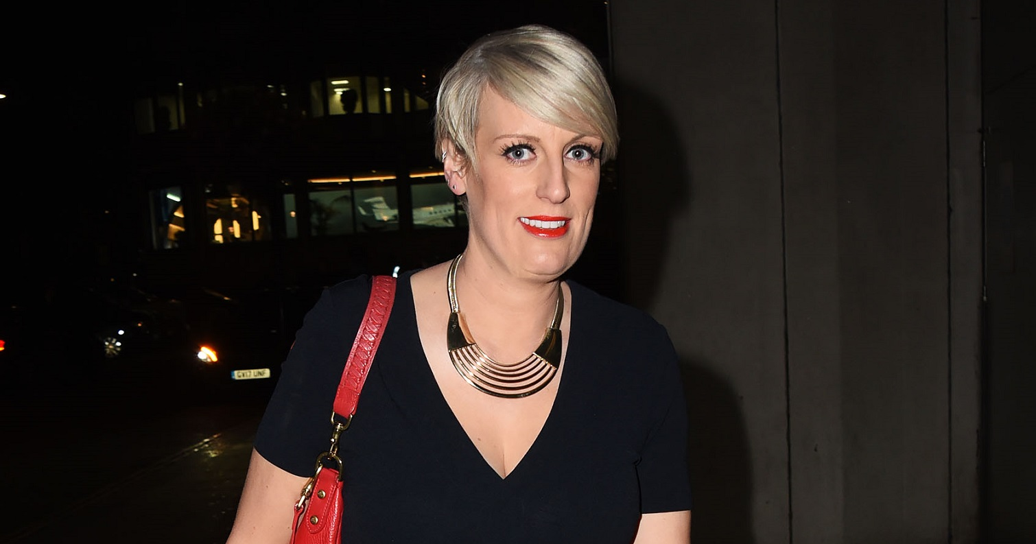 Steph McGovern vows to take action after revealing lockdown weight gain