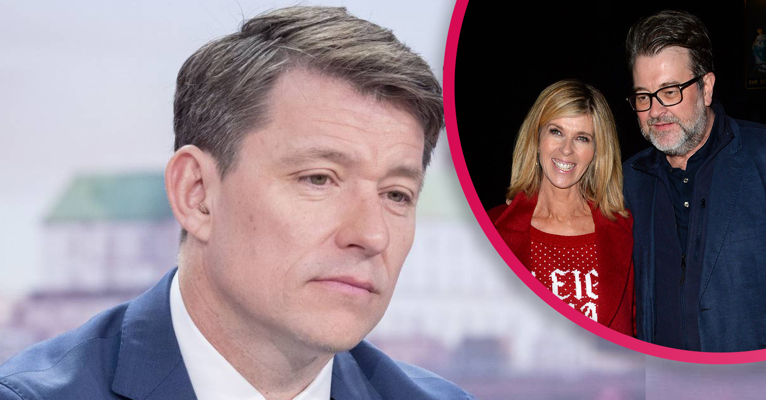 Good Morning Britain sends love to Kate Garraway after emotional Derek Draper update