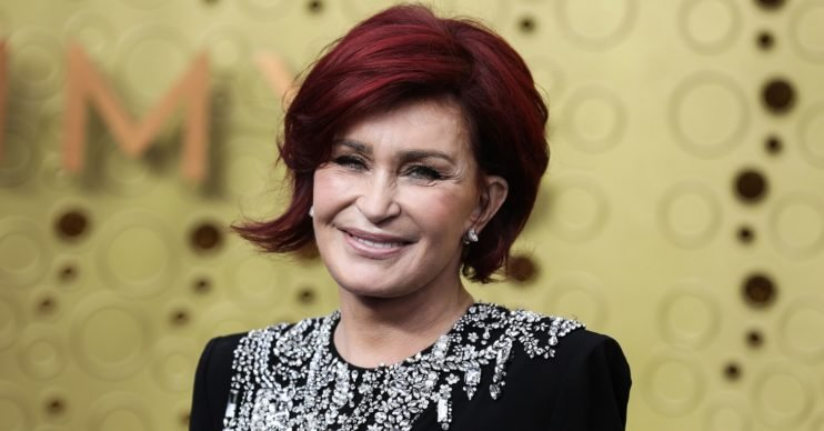 Sharon Osbourne looked different on The One Show