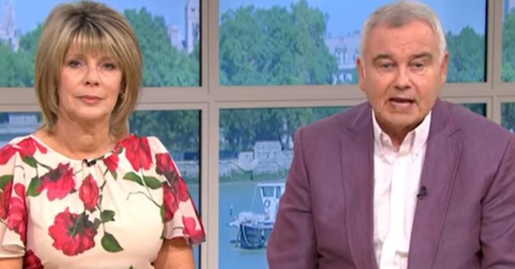 This Morning Eamonn Ruth Credit: ITV