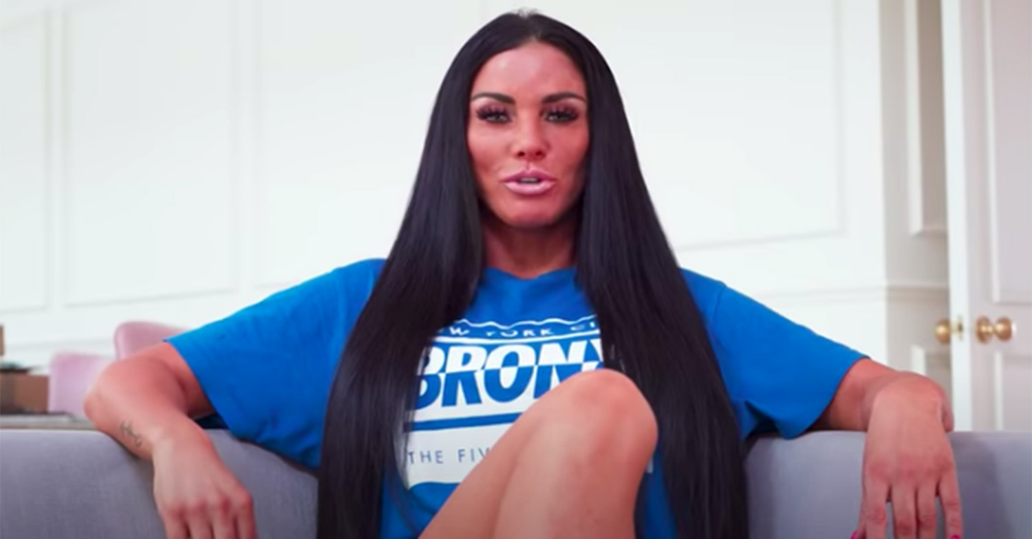 Katie Price to turn wild life into a Netflix film and West End show