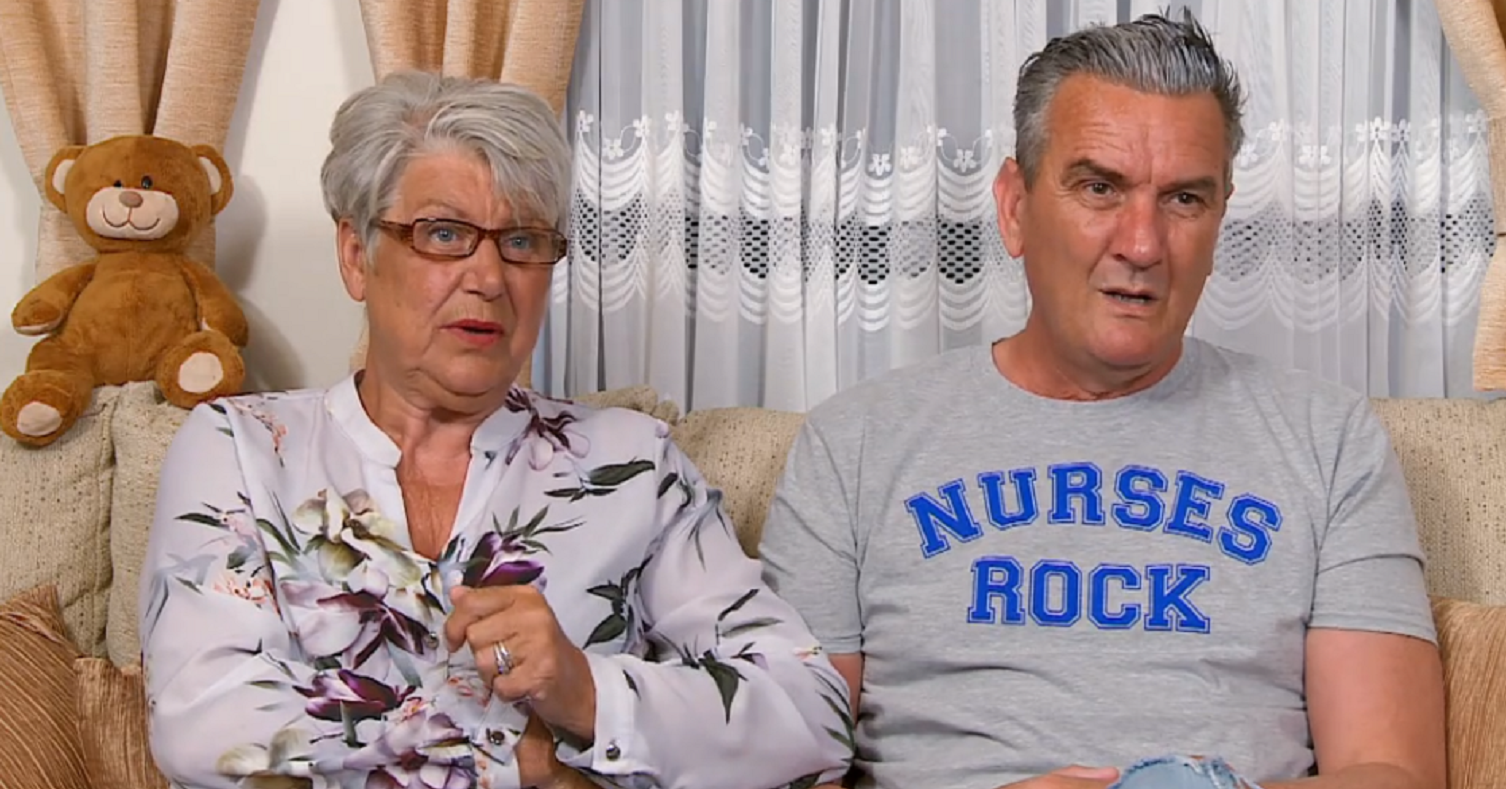 Gogglebox stars Jenny and Lee share tearful message for fans after series 15 finale