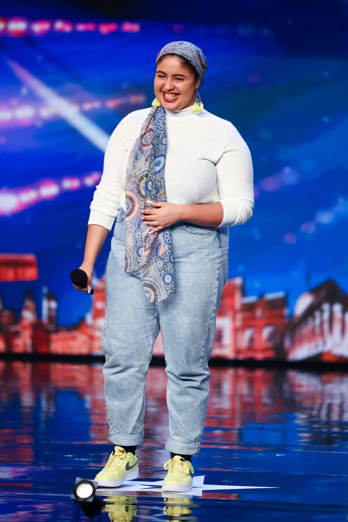 Who is BGT star Imen Siar? Young singer hid incredible audition ...