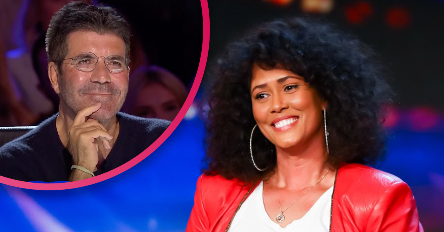 BGT's Belinda Davids fails to mention she's a BBC star when asked by Simon Cowell about her career