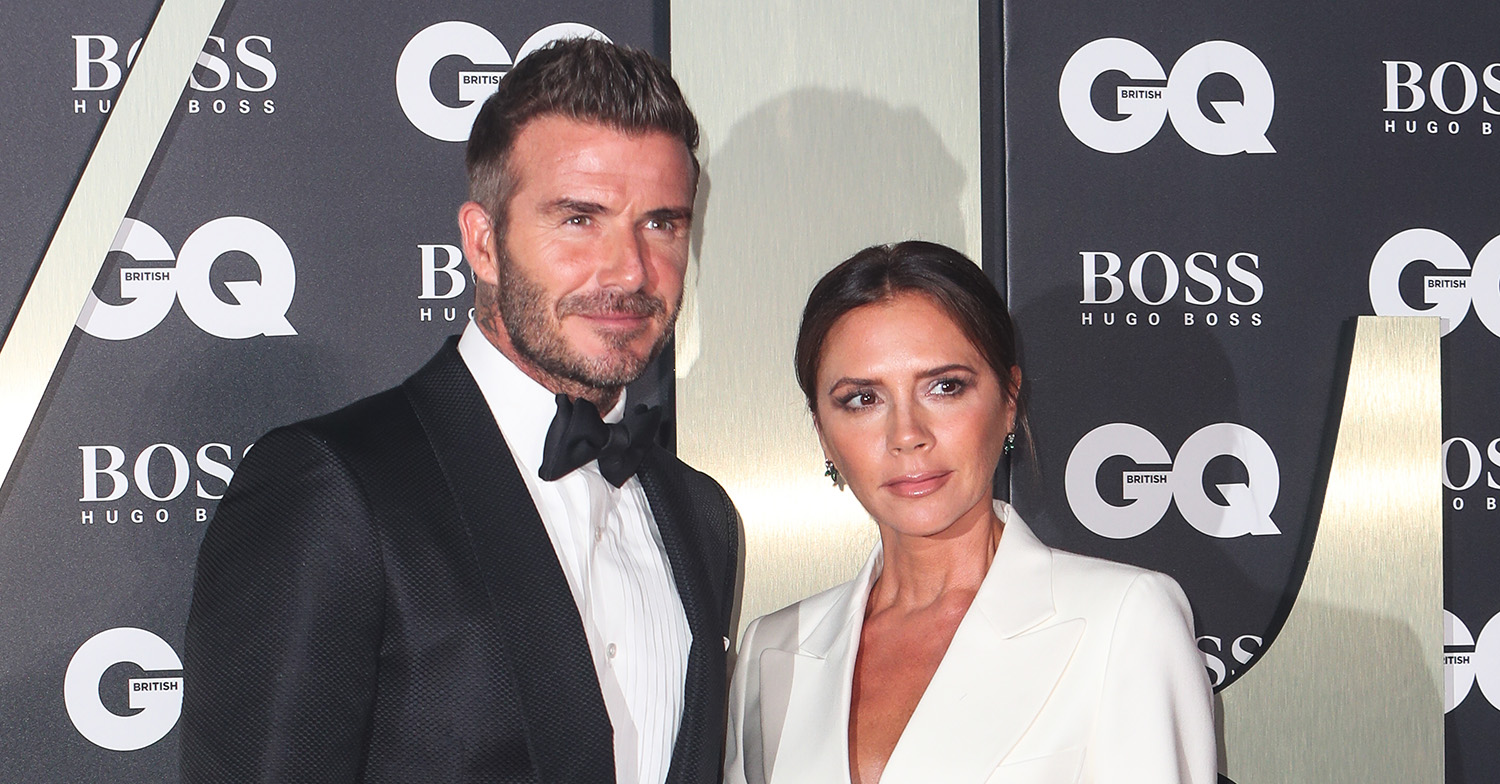 Victoria Beckham suffers home disaster after overfilling bath