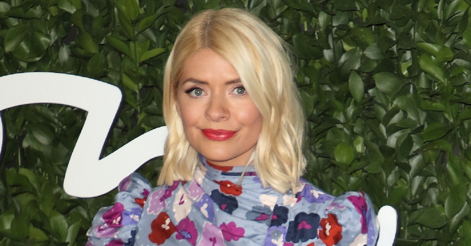 Holly Willoughby prepares for 'important conversation' with her children