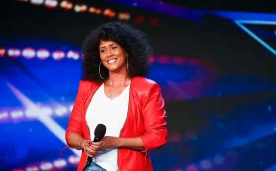 BGT singer Belinda Davids won BBC talent show Even Better Than The Real Thing