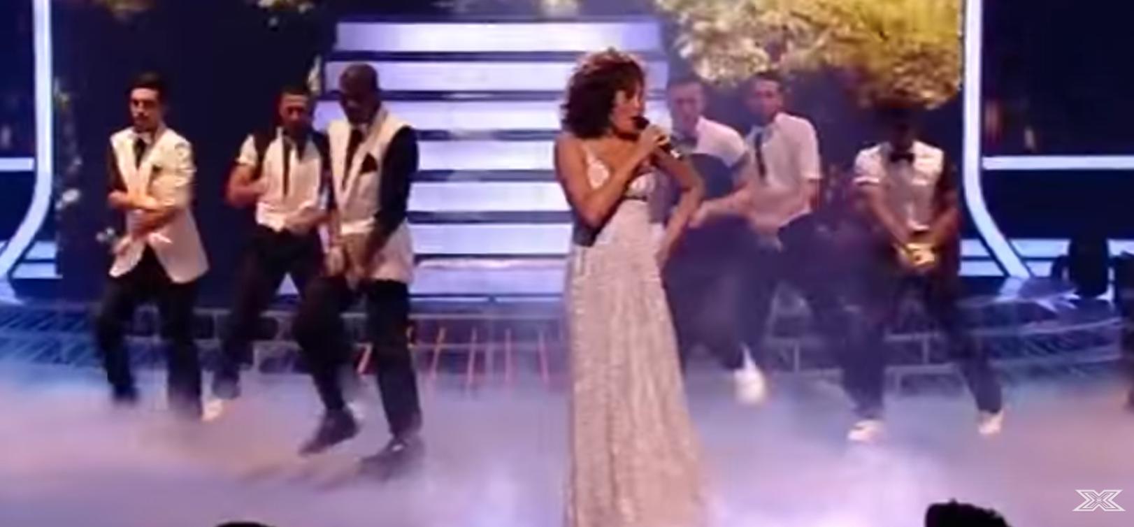 Whitney Houston The X Factor
