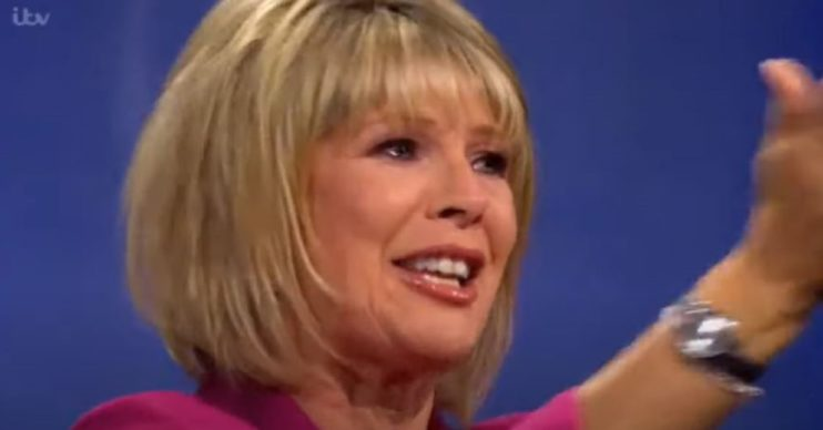 Ruth Langsford in Alan Carr's Epic Gameshow