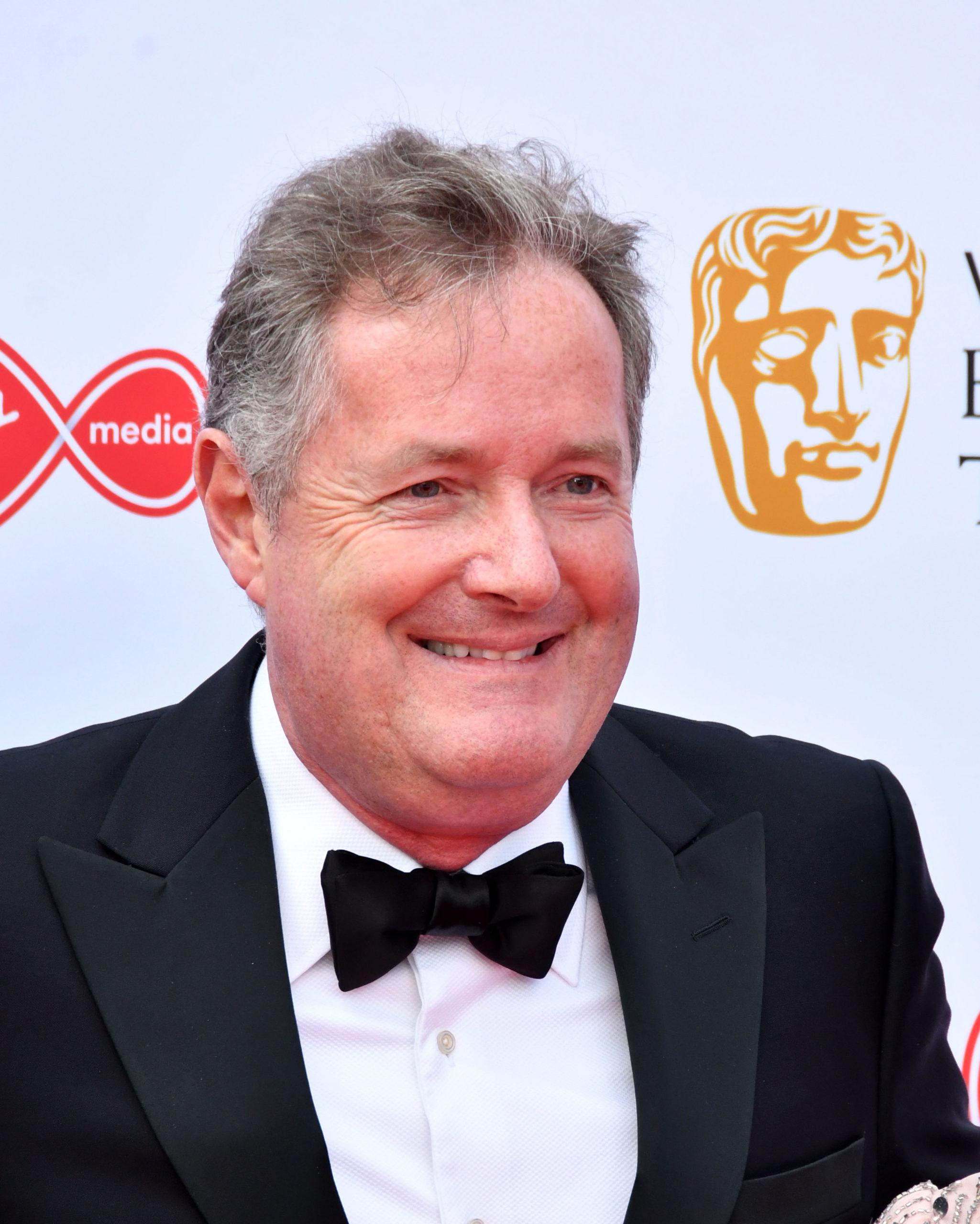 Piers Moran fat shamed