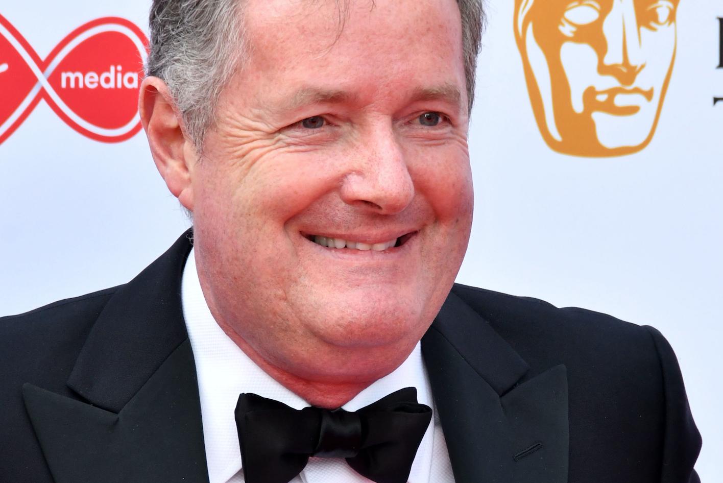 Piers Morgan slams 'selfish' MP for breaking lockdown rules