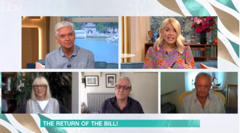 Trudie Goodwin on This Morning